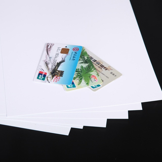 PVC Bank Card Base